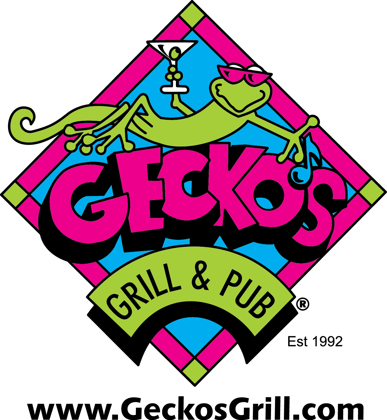 participating restaurants no crayon left behind gecko s grill pub