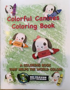 Colorful Canines 1_Front Cover